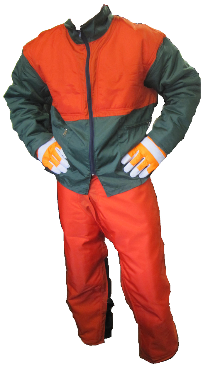 Chainsaw Safety Wrap Chaps